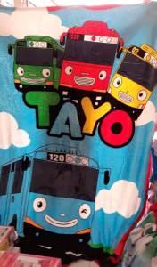 Selimut Karakter Tayo